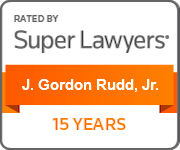 Gordon Rudd Super Lawyers